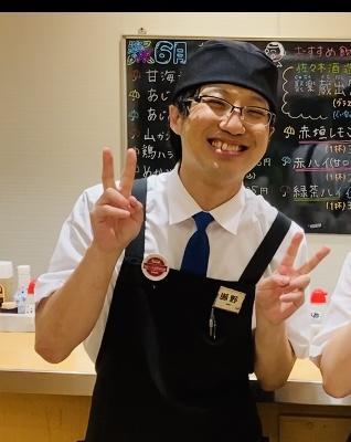 なんばウォーク店 スタッフ:瀬野 弘貴
