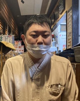 赤垣屋 本店 スタッフ:菅 一美